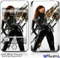 iPod Touch 2G & 3G Skin - Cats Eye