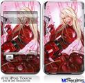 iPod Touch 2G & 3G Skin - Cherry Bomb
