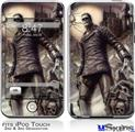 iPod Touch 2G & 3G Skin - Creation
