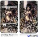 iPod Touch 2G & 3G Skin - Forgotten 1319