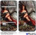 iPod Touch 2G & 3G Skin - Red Riding Hood